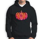 Fall Mandala Pumpkin Halloween Autumn Yoga New Age Sweatshirt & Hoodie