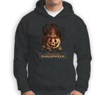 Steampunk Halloween Costumes Jack O Lantern Pumpkin Face Sweatshirt & Hoodie