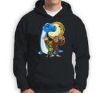 Cryptozoology Bigfoot Loch Ness Monster Alien Gifts Sweatshirt & Hoodie