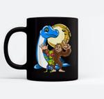 Cryptozoology Bigfoot Loch Ness Monster Alien Gifts Ceramic Coffee Black Mugs