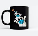 Halloween Pumpkin Ghost Hunter 2021 For Women Kids Men Ceramic Coffee Black Mugs