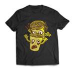 Halloween Ramen Noddle's Zombie T-shirt