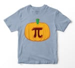PUMPKIN Pi Pie Halloween Thanksgiving Pi Day Math Pi T-shirt