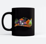 This Witch Needs Coffee Before Any Hocus Pocus Halloween Ceramic Coffee Black Mugs