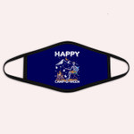 Funny Happy Camp-O-Ween Camping Halloween Cloth Face Mask