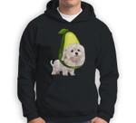 Funny Maltese Avocado Cute Halloween Costume Sweatshirt & Hoodie