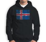 Iceland Flag Icelandic Flag Gift Men Women Sweatshirt & Hoodie