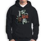 If the Shoe Fits Funny Halloween Sweatshirt & Hoodie