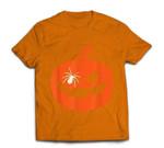 Jack O' Lantern Orange Pumpkin Halloween Costume T-shirt