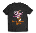 Basic Witch Halloween Just a Girl Who Likes Pumpkin Spice T-shirt
