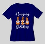 Hanging With My Gnomies Groups Halloween Costume For Adults T-shirt