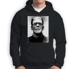Classic Halloween Monster Poster Horror Movie Frankenstein Sweatshirt & Hoodie