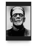 Classic Halloween Monster Poster Horror Movie Frankenstein Matter Poster