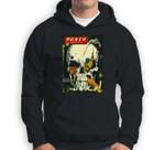 Classic Monster Poster Horror Comic Book Sweatshirt & Hoodie