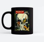 Classic Monster Poster Horror Comic Book Ceramic Coffee Black Mugs