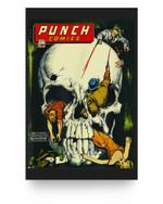 Classic Monster Poster Horror Comic Book Matter Poster