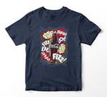 Coca-Cola Retro Comic Pop Fizz Ahhh Bottle Graphic Youth Hoodie/T-shirt