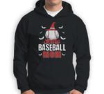 Scary Baseball Mom For Halloween Party Sweatshirt & Hoodie