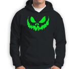 Scary Face Halloween  Frightening Sweatshirt & Hoodie