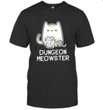 Dungeon Meowster Dungeons And Dragons Cat Funny Shirt