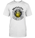 Shannon The Soul Of A Mermaid The Mouth Of A Sailor Shirt