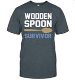 Wooden Spoon Survivor Humor Shirt