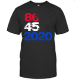 86 45 2020 Anti Trump 8645 Dump Trump Shirt