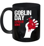 Goblin Day Critical Idiot Dice Tabletop Game Mug