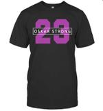 Oskar Strong Flyers Fight Against Cancer Shirt