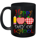 Happy 100th Day Of School For Teacher Gift Mug