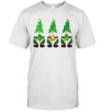 Three Gnomes Lucky St Patrick's Day For Men Women Kids Shirt