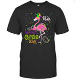 Flamingo Mardi Gras Y'all Carnival Festival Costume Gift Shirt
