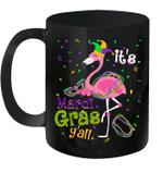 Flamingo Mardi Gras Y'all Carnival Festival Costume Gift Mug
