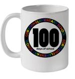Corydon Elementary School 100 Day School Celebration Mug