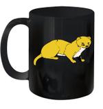 Yellow Weasel Mug