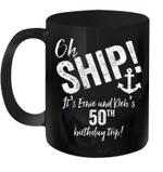 Ernie And Debs Birthday Cruise Gift Mug