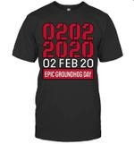 Palindrome Epic Groundhog Day 02 02 2020 Shirt