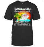 Husband And Wife Cruising Partner For Life Shirt