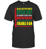Celebrate Pride In Black History Month Rosa Sat Shirt