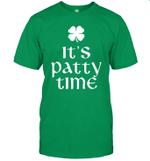 It's Patty Time St Patrick's Day Funny Shirt