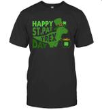 Happy St.Pat T-Rex Day Dinosaur St Patrick's Day Shirt