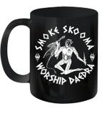 Smoke Skooma Worship Daedra Mug