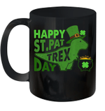Happy St.Pat T Rex Day Dinosaur St. Patrick's Day Mug