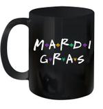 Mardi Gras Costumes Funny Mug