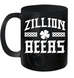 Zillion Beers Saint Patrick's Day Mug