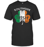 Chicago Southside Irish Flag St Patrick's Day Shirt