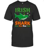 Irish Shark Doo Doo Doo Doo St Patrick's Day Shirt