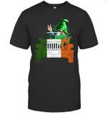 Gnomies Leprechaun Jeep Shamrock Clover St Patrick's Day Shirt