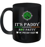 It's Paddy Not Patty Ye Feckin Eejit St Patrick's Day Gift Mug