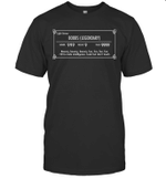 Boobs Legendary Armor 999 Weight 9 Value 9999 Funny Shirt